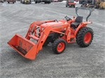 2009 KUBOTA L3400 For Sale In Fort Recovery, Ohio | www