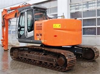 HITACHI ZX225US LC-3