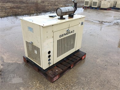 GENERAC Construction Equipment Auction Results - 942 Listings