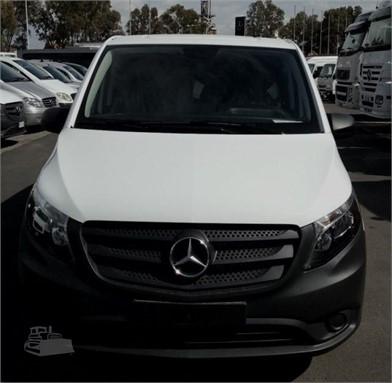Mercedes Benz Vito Vito Furgone Long Trattativa Riservata
