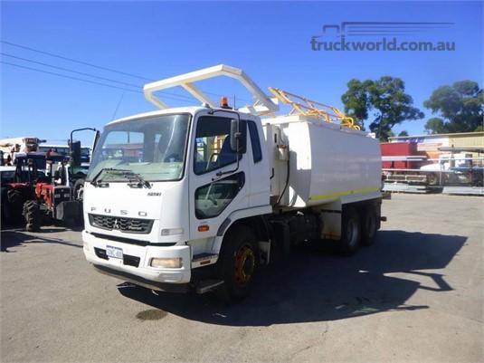 2011 Mitsubishi Fuso FN600 - Trucks for Sale