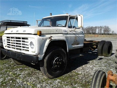 FORD F7000 CAB & CHASSIS TRUCK Other Auction Results - 1