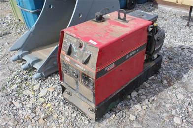 Lincoln Ranger 8 Welder/ Generator Other Auction Results In