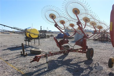 SITREX 8-WHEEL PULL TYPE HAY RAKE Other Auction Results - 1