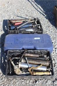 LINCOLN PNEUMATIC GREASE GUN & MISCELLANEOUS Other Resultados