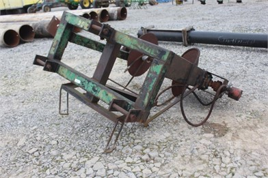 John Deere Poly Pipe Roller Other Auction Results - 1