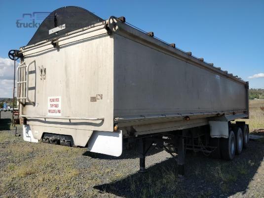 1996 Shephard Chassis Tipper - Truckworld.com.au - Trailers for Sale