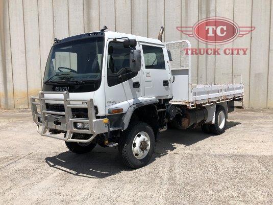 2006 Isuzu FTS 700s 4x4 Truck City - Trucks for Sale