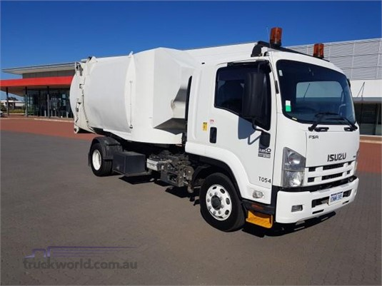 2011 Isuzu FSR 850 - Truckworld.com.au - Trucks for Sale