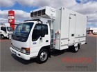 2002 Isuzu NQR 450 Refrigerated