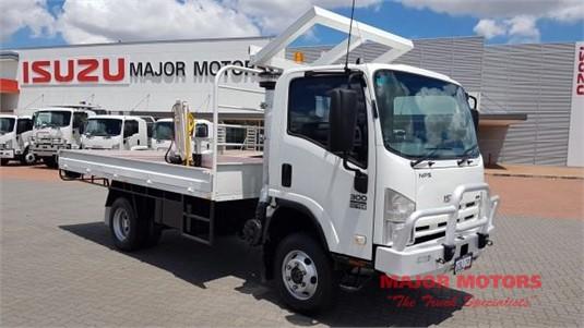 2009 Isuzu NPS 300 4x4 Major Motors - Trucks for Sale