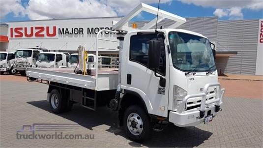 2009 Isuzu NPS 300 4x4 Trucks for Sale