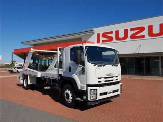 2015 Isuzu FVR 1000 - Trucks for Sale