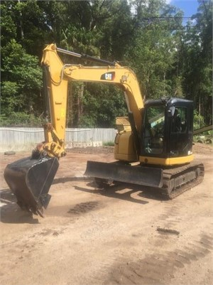 2014 Caterpillar 308E Heavy Machinery for Sale