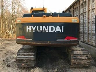 HYUNDAI ROBEX 180 LC-9
