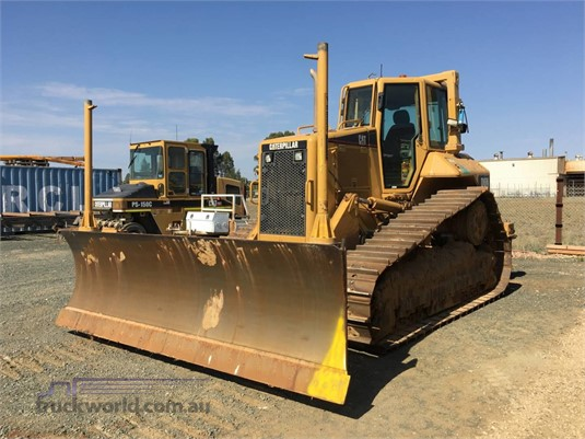 2004 Caterpillar D6N LGP Heavy Machinery for Sale
