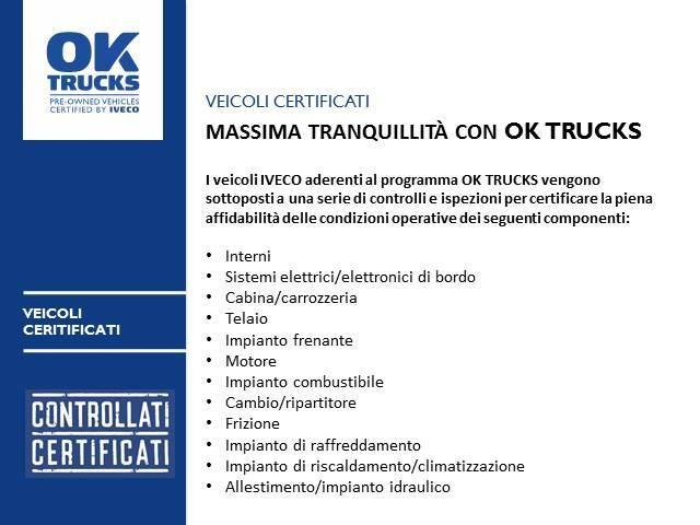 Iveco DAILY 35S17 Usato 2015 Puglia