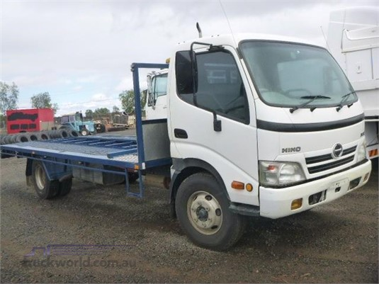 2009 Hino 300 Series 916 Hybrid - Trucks for Sale