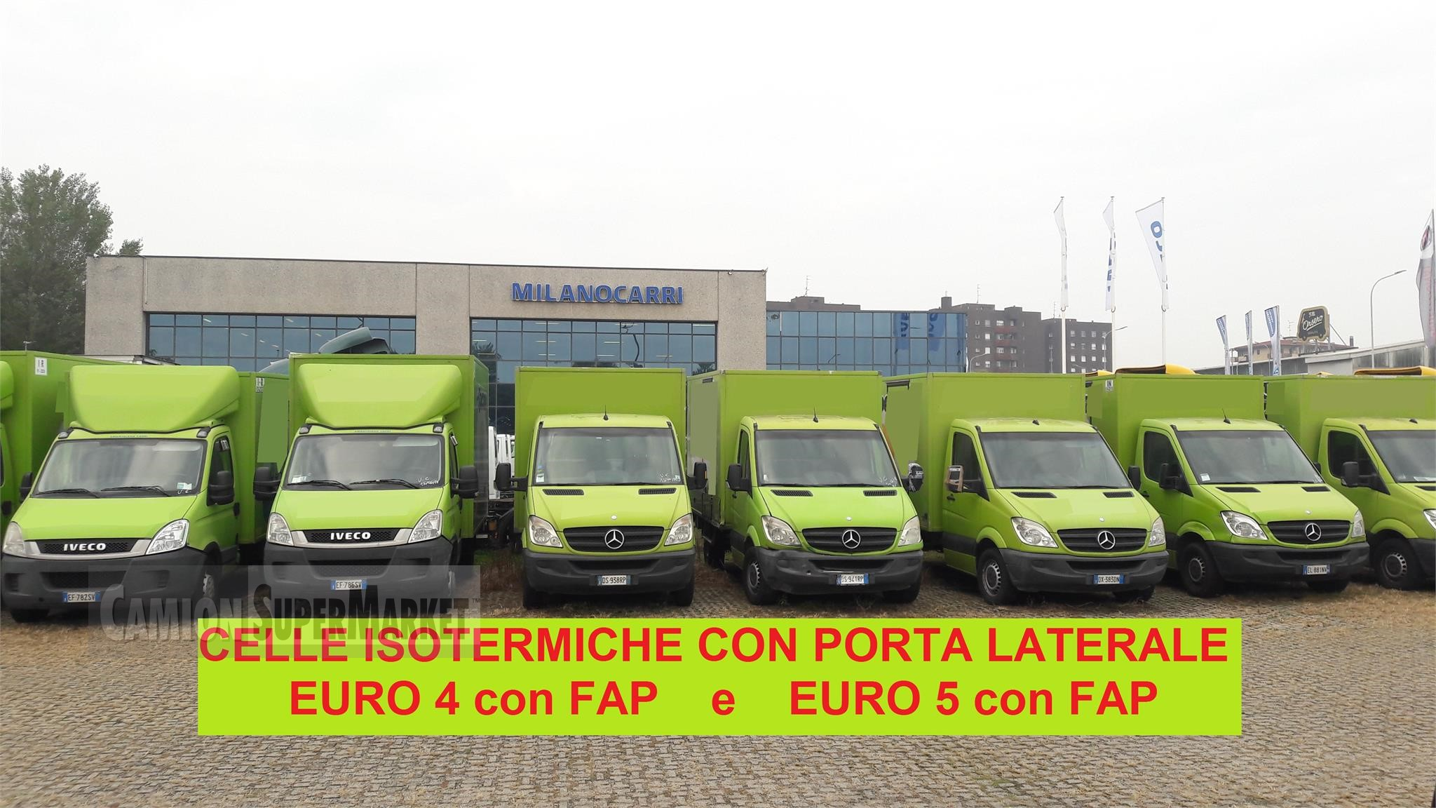 Iveco DAILY 20L12