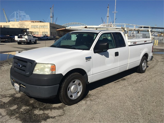 2006 F150 For Sale >> 2006 Ford F150 For Sale In Long Beach California