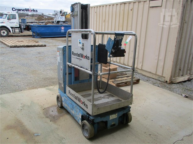 GENIE Personnel Lifts For Sale - 865 Listings | LiftsToday