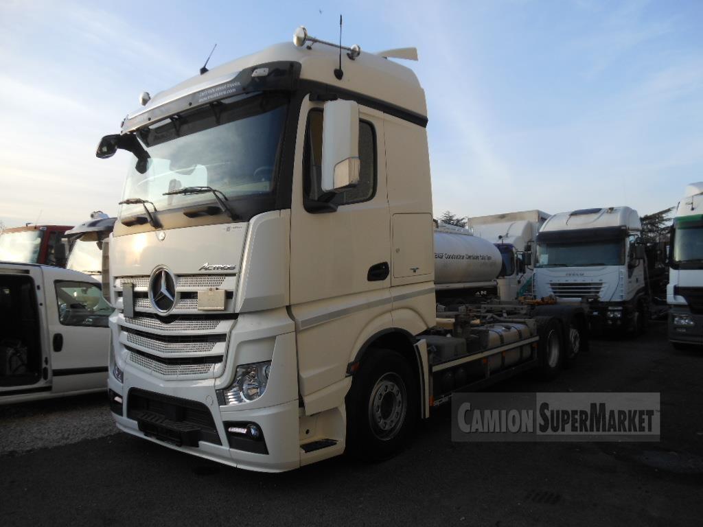 Annunci Mercedes-Benz usati e nuovi in vendita su CamionSuperMarket