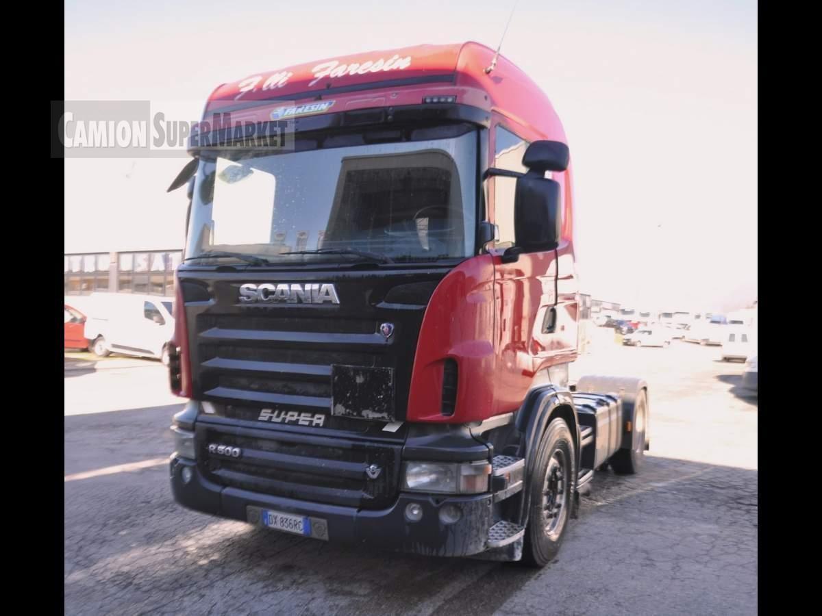 Scania R500 used 2009