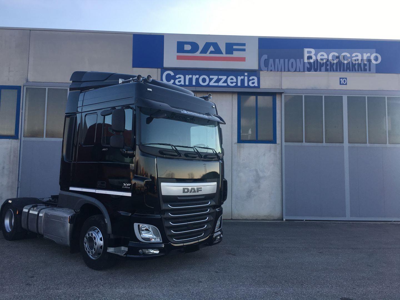 Daf XF460 Uzywany 2016 Veneto