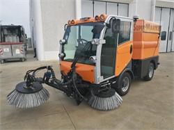 Bucher Citycat 2020 Xl Usato