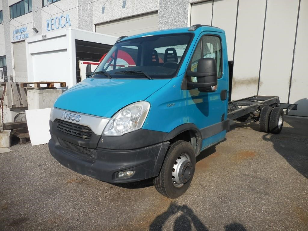 Iveco DAILY 70C17 #Used