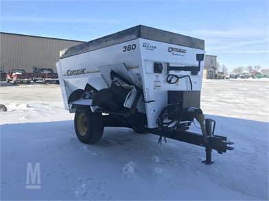 CATTLELAC Feed/Mixer Wagon For Sale - 9 Listings | MarketBook ca