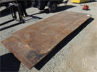 3 11 X 5 Steel Plates Otros Auction Results 1 Listings