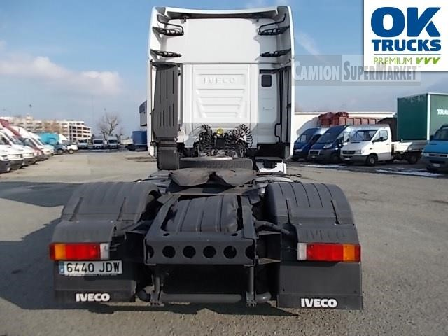 Iveco STRALIS 460 used 2015