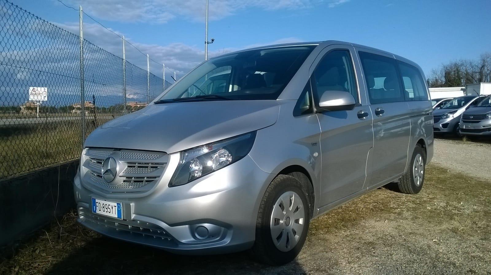 Mercedes-Benz VITO TOURER Uzywany