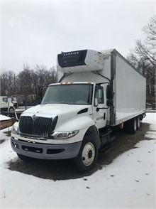 INTERNATIONAL 4400 Heavy Duty Trucks Online Auction Results - 35