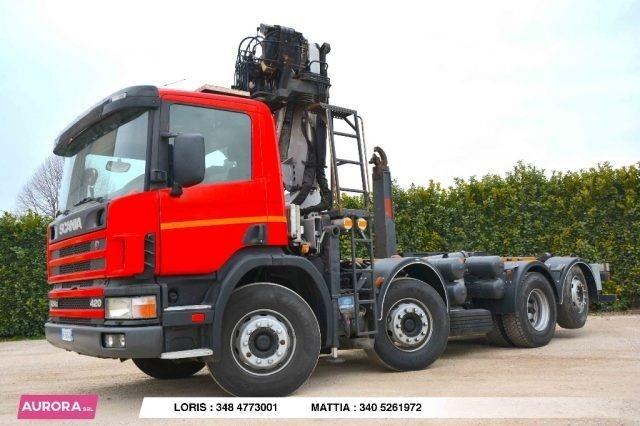 Scania P124C420 #Used