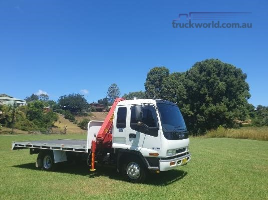 1998 Isuzu FRR 500 - Trucks for Sale