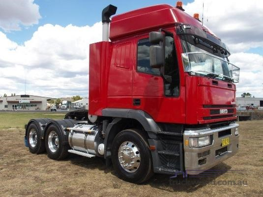 2003 Iveco Eurotech MP4500 - Trucks for Sale