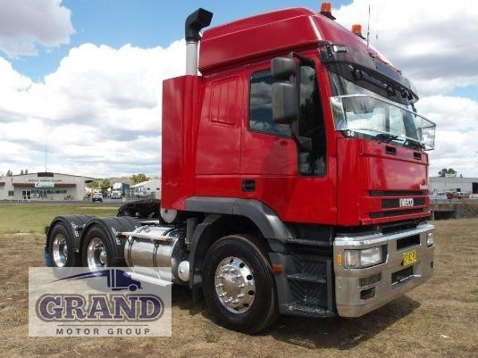 2003 Iveco Eurotech MP4500 Grand Motor Group - Trucks for Sale