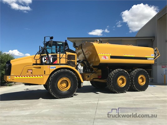 2019 Caterpillar 740 - Heavy Machinery for Sale