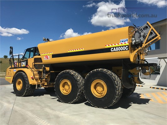 2019 Caterpillar 740 Heavy Machinery for Sale