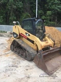 0 Caterpillar 277C Heavy Machinery for Sale