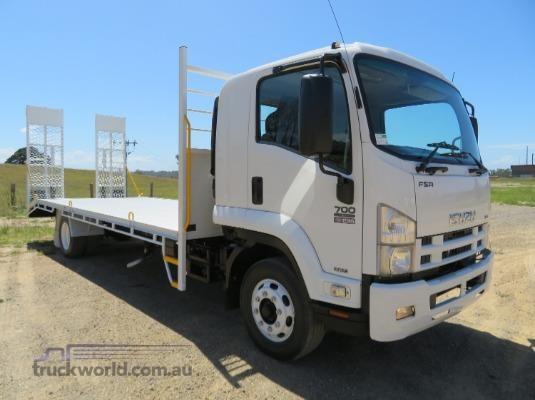 2010 Isuzu FSR 700 Long Trucks for Sale