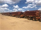 2001 Mick Murray Side Tipper Trailer Side Tipping Trailers