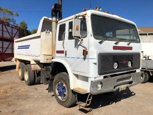 1985 International Acco T2670 Midwest Truck Sales - Trucks for Sale