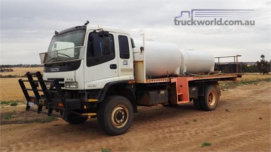 2000 Isuzu FTS - Trucks for Sale