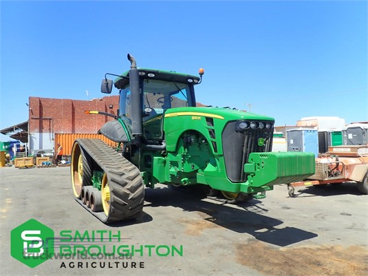 2011 John Deere 8320RT Farm Machinery for Sale