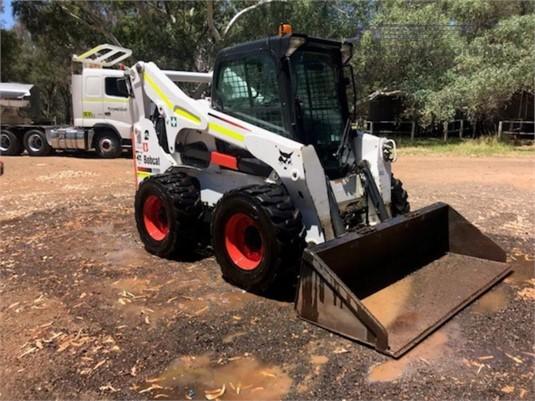 2012 Bobcat S850 - Truckworld.com.au - Heavy Machinery for Sale