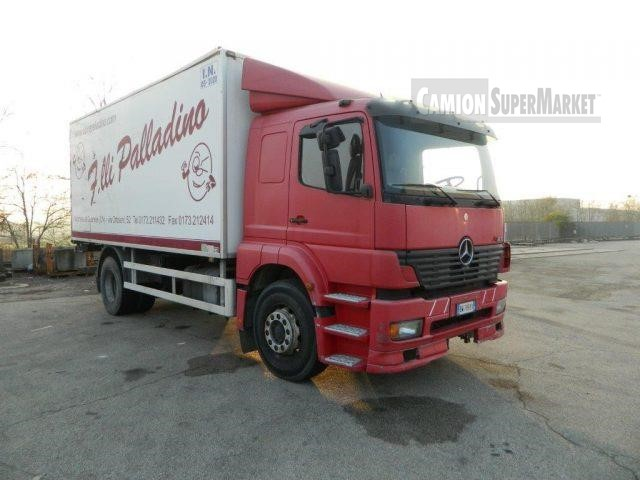 Mercedes-Benz ATEGO 1828 used 2002
