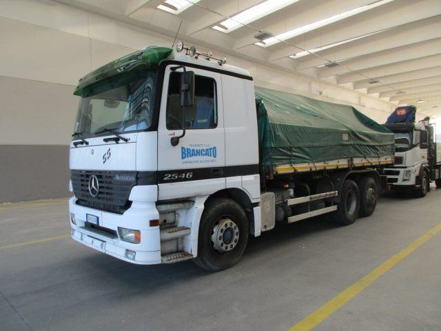 Mercedes-Benz ACTROS 2546 Usato